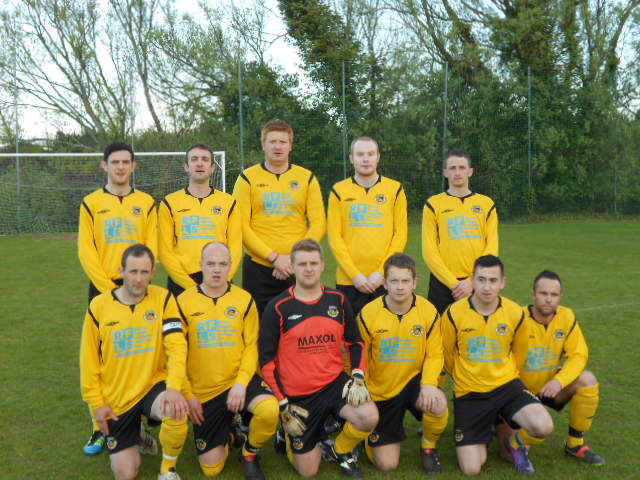 Shankill 11's starting X1