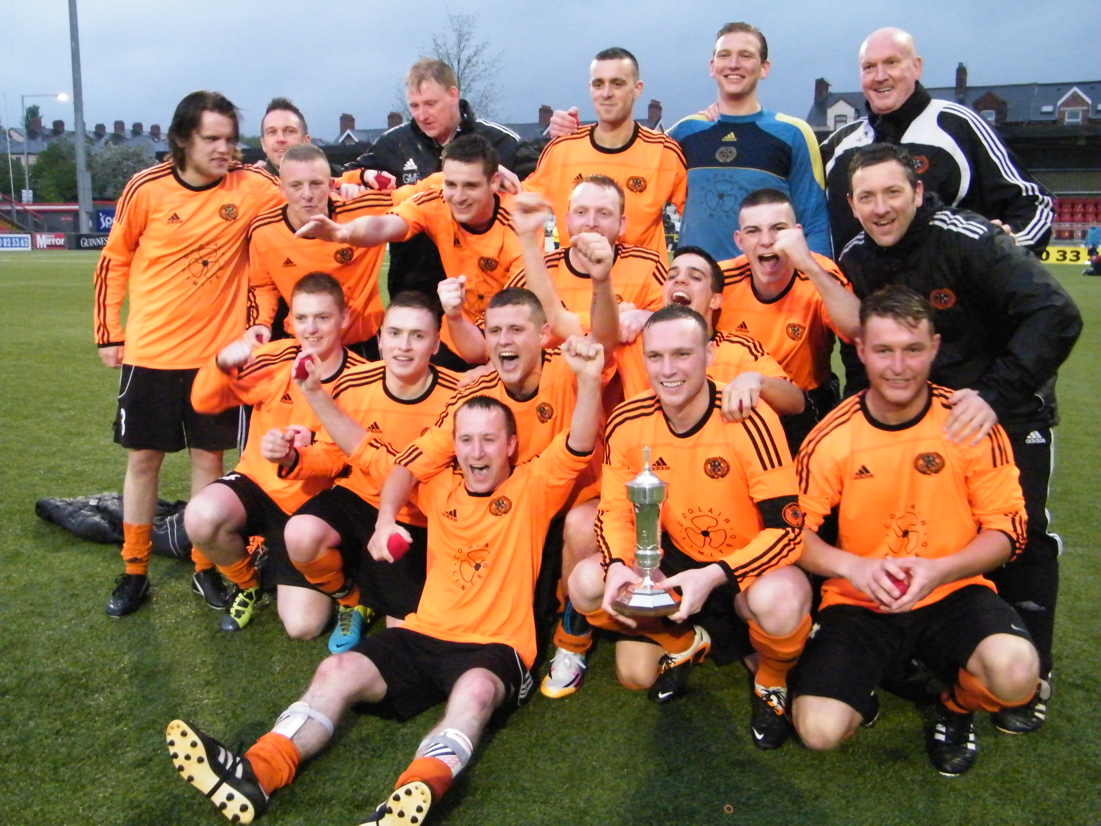 Champions Woodvale