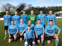 Defeated Ards Rgs team