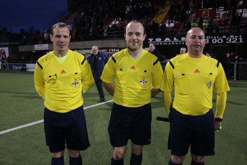 Match Officials. McFarland,Taggart & Banks