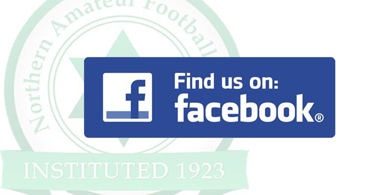 Amateur League now on FaceBook