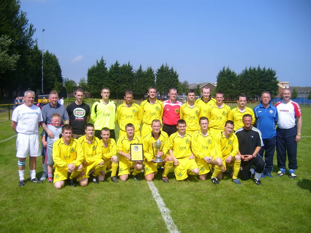Shankill United Photo