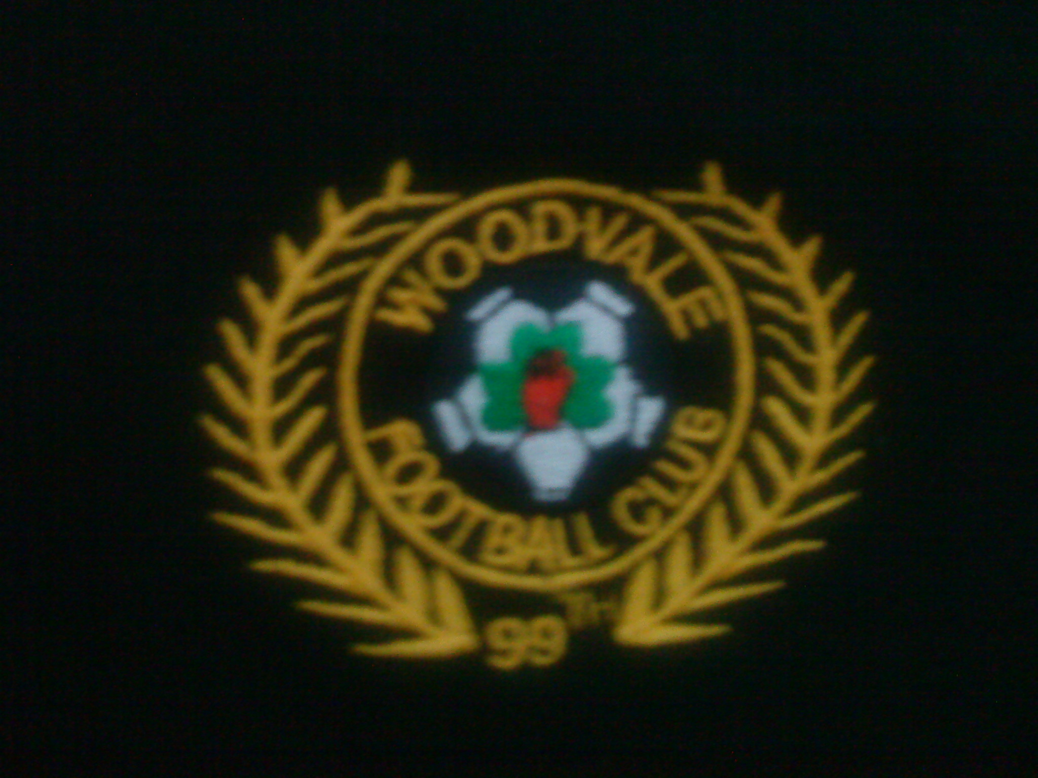 Woodvale F.C. Crest