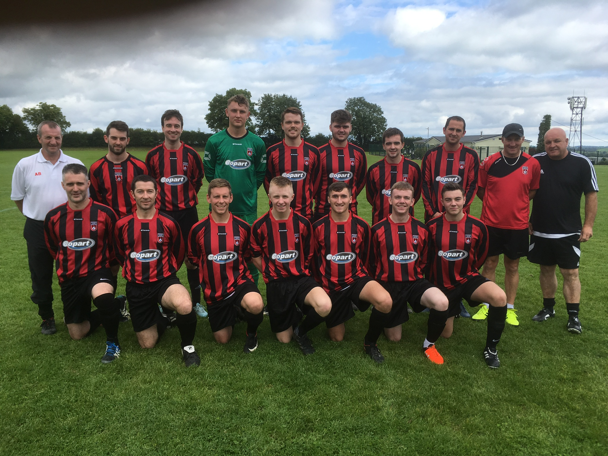 Northern amateur football league